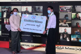 72nd International Human Rights Day organized in virtual format