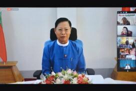 Pre-Christmas worship service held via videoconferencing