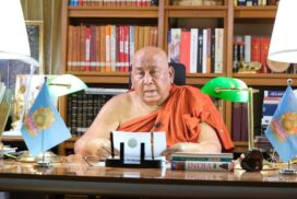 New Year Special Message of Sitagu Sayadaw, Sagaing Hill