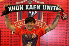 Aung Kaung Mhan joins Thai League-2 club Khon Kaen United