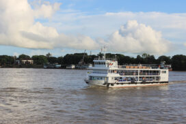 Pansodan-Dala ferry increases rush-hour services on 28 December