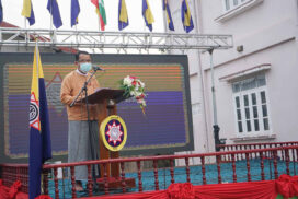 3rd Dawei National Day held with celebrations