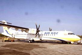 AIR KBZ resumes its flights to Kyaukpyu