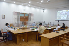 Rural Development Supervisory Committee holds 1st coordination meeting online