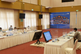 Govt discusses holding coord meeting with KNU for Bawkahta hydropower project