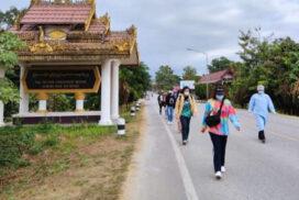 Myanmar repatriates 8 Thai citizens