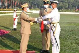 DSMA holds Passing-out parade of 21st Intake