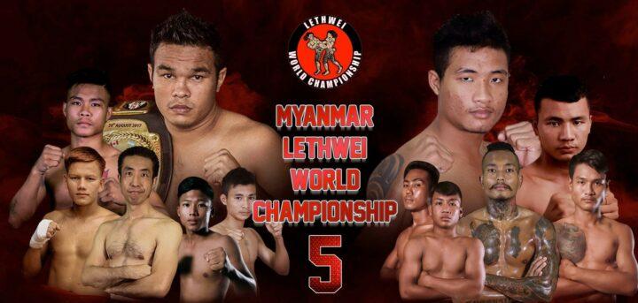 Myanmar Lethwei World Championshiup