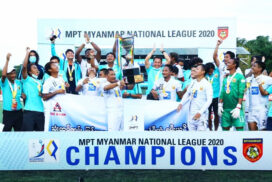 Myanmar's licensed football clubs hit record in ASEAN