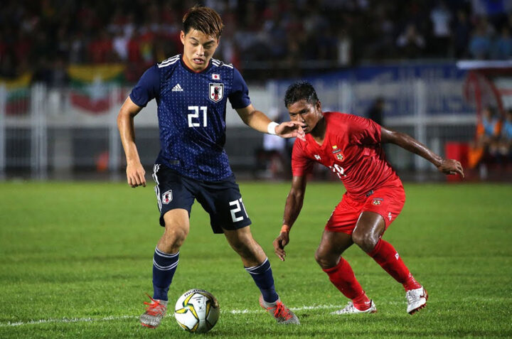 Myanmar to join WorldCup Q Photo 0