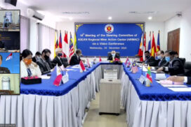 14th Meeting of ARMAC steering committee held online