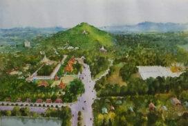 Myanmar Watercolour Society to organize online art exhibition