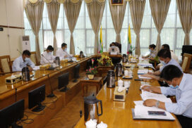 Motor Vehicles Importing Supervisory Committee holds meeting (1/2021)