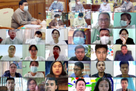 MoSWRR discusses implementation of the national strategic plan for youth policy (2020-2024)