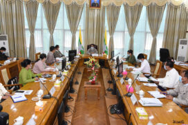 MoC holds inter-ministerial meeting on Trade Policy Review preparations