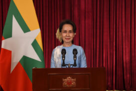 New Year's Speech of State Counsellor Daw Aung San Suu Kyi,  Chairperson of National Reconciliation and Peace Centre