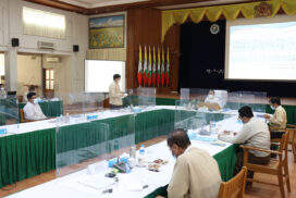 Central Administrative Body of Farmland holds 36th coordination meeting