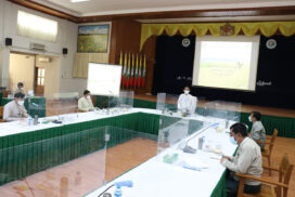 Land administration central committee holds 32nd coordination meeting