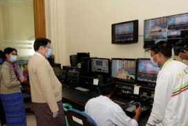 MoI prepares for broadcast of third Hluttaw sessions