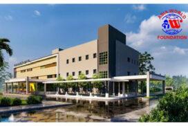 Groundbreaking ceremony of new 100-bedded Waibargi Hospital held
