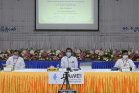 Dawei SEZ Management Committee holds press conference on termination of contracts with Italian-Thai company