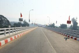 Sittoung River-Crossing Bridge (Yedashe) unveiled to mark 73rd Independence Day