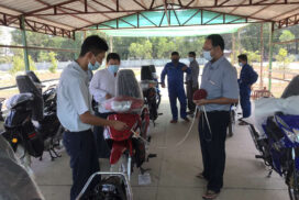 Thanlyin RTAD to resume its initial registration of motorcycles