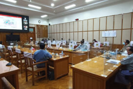 MoC organizes meeting on public rental housing construction projects