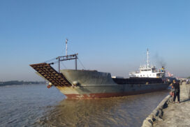 YRTA operates 4th trip of Yangon-Cocogyun vessel