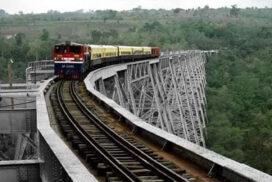 Myanmar's first glass bridge to be built near Goteik viaduct
