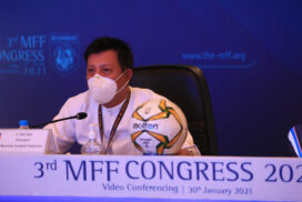 MFF 3rd Congress held to focus on football developments