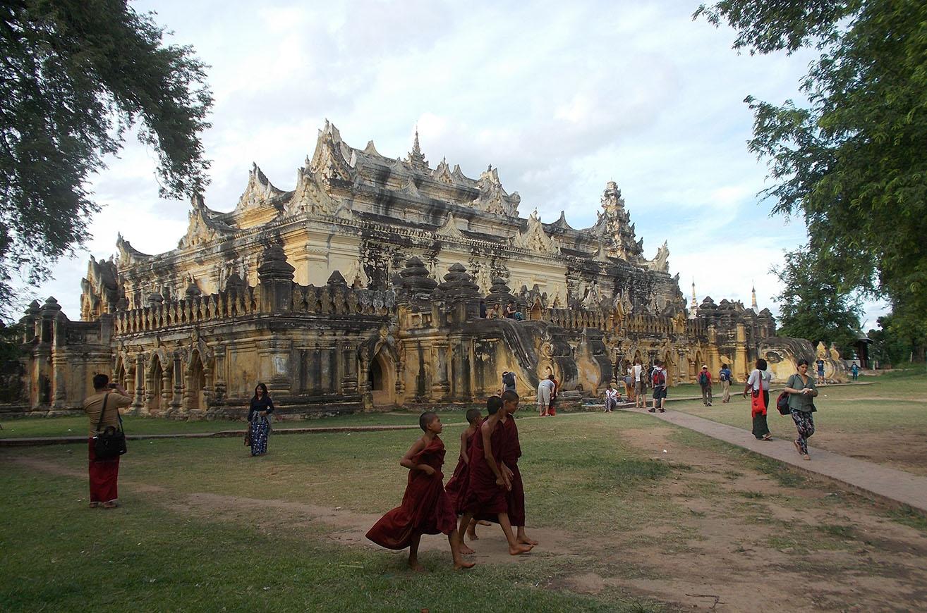 Mae Nu Oak Kyaung