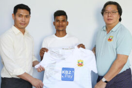 Defender Kyaw Zin Lwin joins Shan United for two-year contract