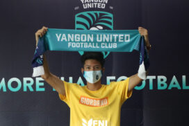 Star player Win Naing Tun joins YUFC for three-year loan