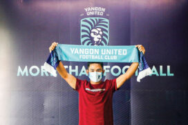 YUFC signs Ayeyawady United defender Zaw Win