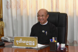 Myanmar, HSF sign MoU for Hluttaw development programme
