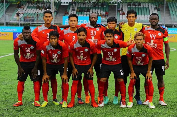 Sagaing United0 0
