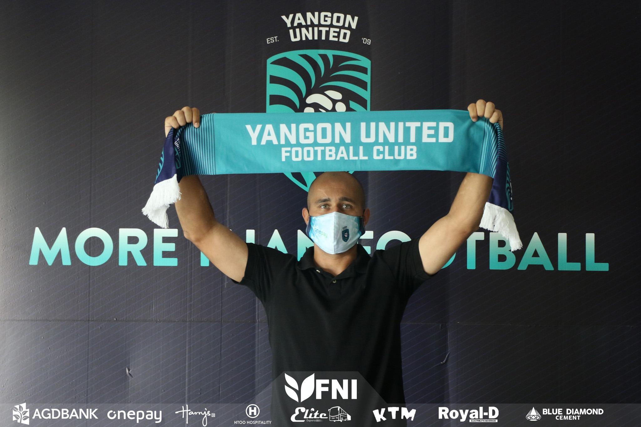 Yangon United midfilder