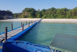 Done Island in Myeik to receive local tourists in 2nd week of January