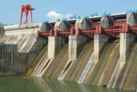 Hsedawgyi dam to provide full irrigation for summer paddy, sesame in Feb