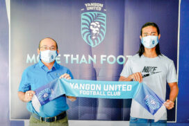 ISPE Defender Soe Moe Kyaw joins Yangon United
