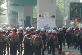 Police to take action against leaders of protests
