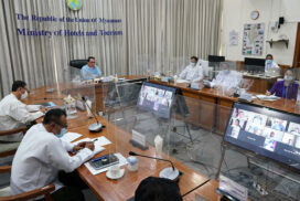MoHT holds meeting with MTF, its 11 member associations