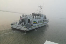 Sittway-Kyaukpyu cruise resumes with COVID-19 guidelines