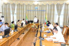 MoC discusses works of trade department