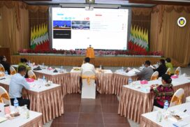 Myanmar takes part in second day meeting of Trade Policy Review Body