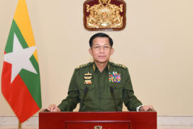 Republic of the Union of Myanmar Chairman of State Administration Council Senior General Min Aung Hlaing Situation Report on the Country