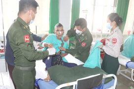 Military hospitals continue providing healthcare services