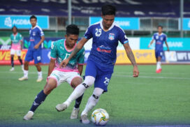 Myanmar National League set to launch in April 2021