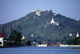 Mandalay, Yankin hills can attract tourists: residents in Mandalay